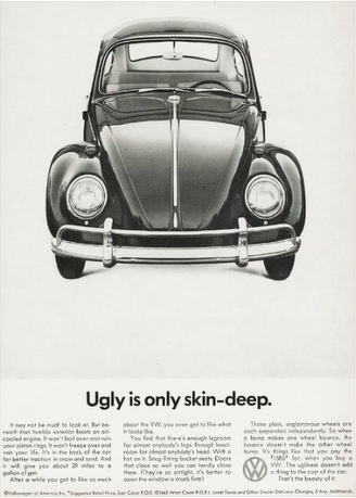 shotsnet   reveals thinking  classic vw ads