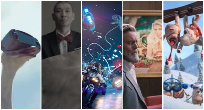 shots Selects...2017's 10 Best Ads (So Far...)